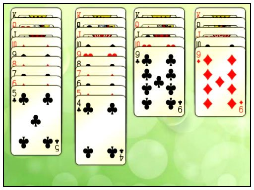Play Web Solitaire Game