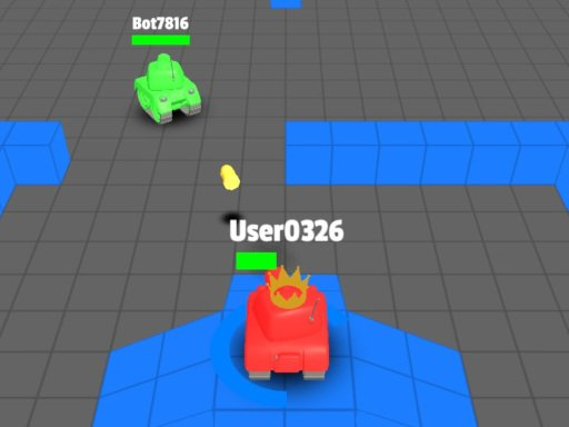 Play Mini Tanks io Game