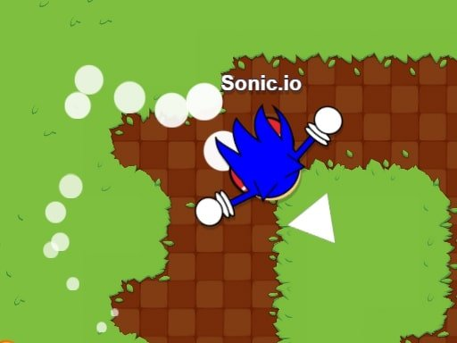 Play Sonic.io Game