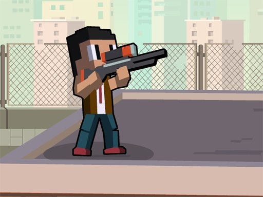 Play Rooftop Shooters Game