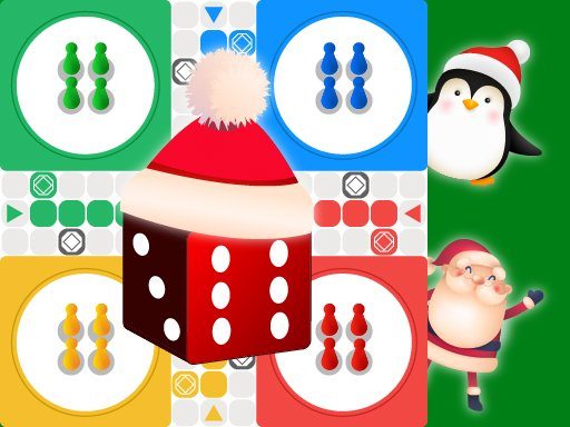 Play Ludo Online Xmas Game
