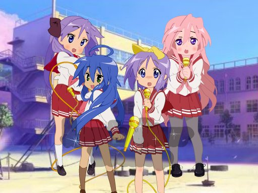 Play Lucky Star Dressup Game