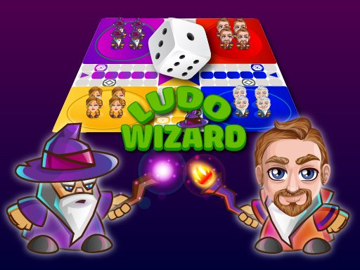 Play Ludo Wizard Game
