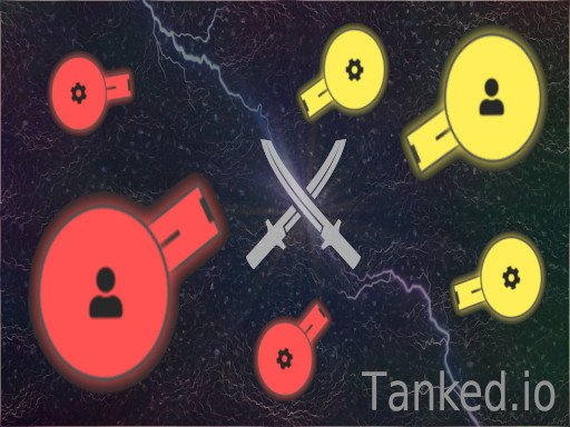 Play Tanked.io Game