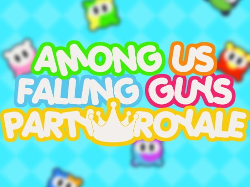 Play Among Us Falling Guys Party Royale Game