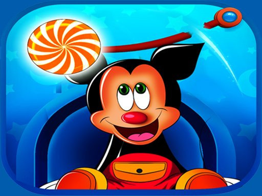 Play Cut the Rope Mickey Game
