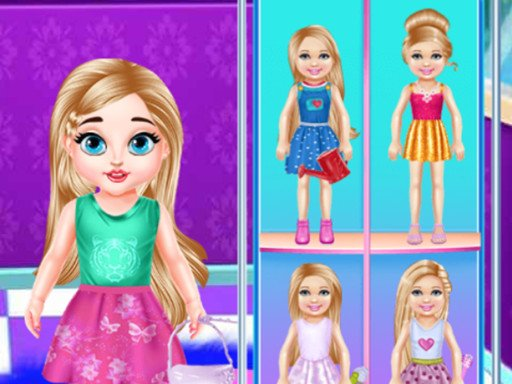 Play Baby Taylor Love Barbie Doll Game
