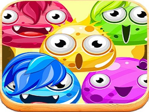 Play Monster color up Game