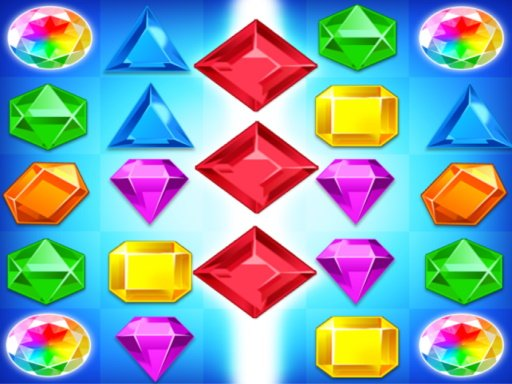 Play Match 3 Jewels Game