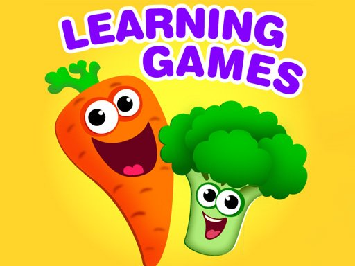 Play Food Educational Games For Kids Game
