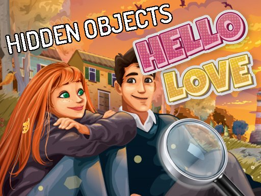 Play Hidden Objects Hello Love Game