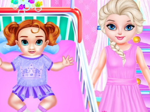 Play Little Princess Caring Day Game