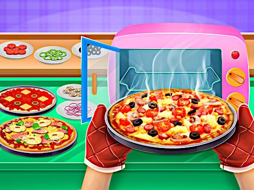 Play Pizza Master Chef Game