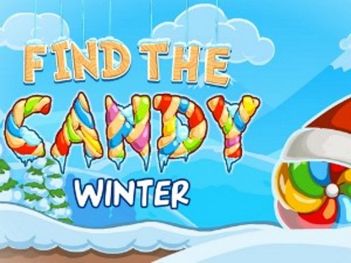 Play Find The Candy Christmas Game