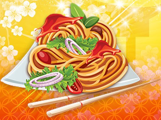 Play Fried Noodles Game