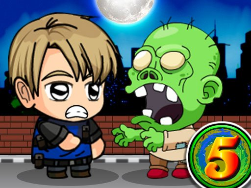 Play Zombie Mission 5 Game