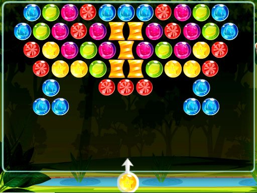 Play Bubble Shooter Candy Popper Game