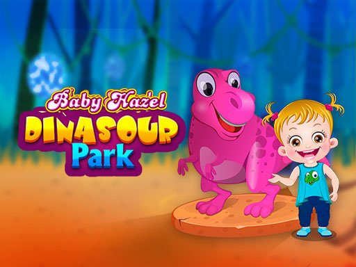 Play Baby Hazel Dinosaur Park Game