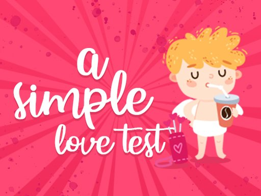 Play a Simple Love Test Game