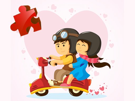 Play Valentine's Day Puzzle Game