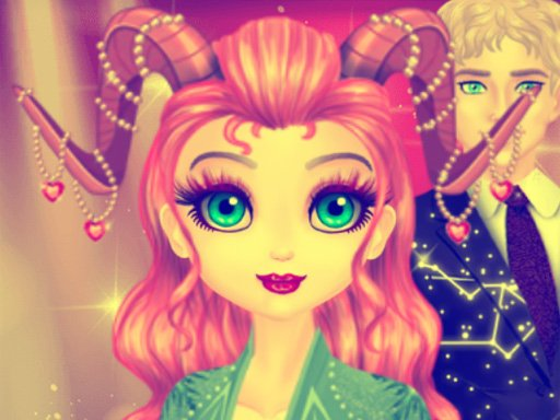Play Love Horoscope For Princesses Game