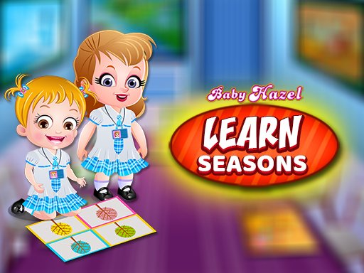 Play Baby Hazel Learn Season Game