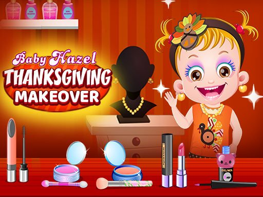 Play Baby Hazel ThanksGiving Makeover Game