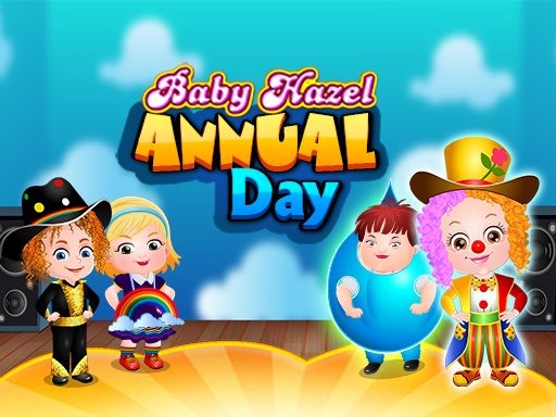 Play Baby Hazel Annual Day Game
