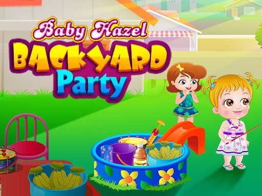 Play Baby Hazel Backyard Party Game