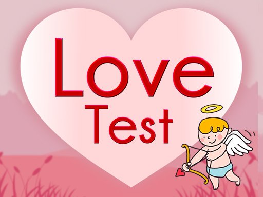 Play Love Test Game