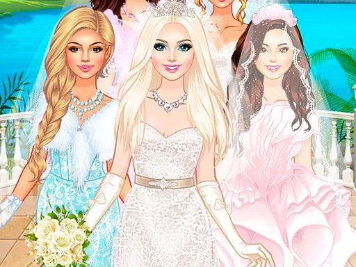 Play My Perfect Bride Wedding Dress Up Game