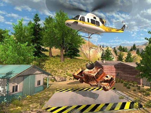 Play Helicopter Rescue Operation Online Game