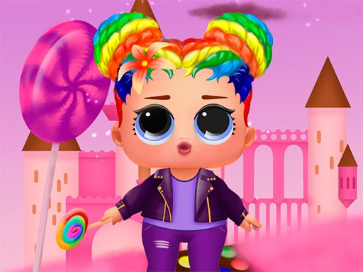 Play LOL Surprise Dolls Dress Up Game