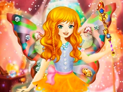 Play Fairy Dress Up Game