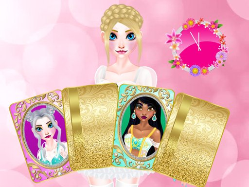 Play Beautiful Princesses – Find a Pair Game
