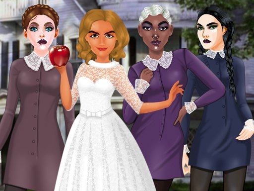 Play The Chilling Adventures of Sabrina Game