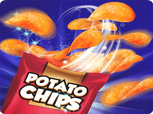 Play Potato Chips Factory Game
