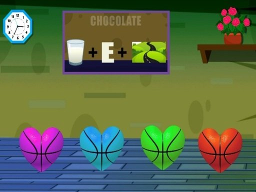 Play Basketball Player Escape Game