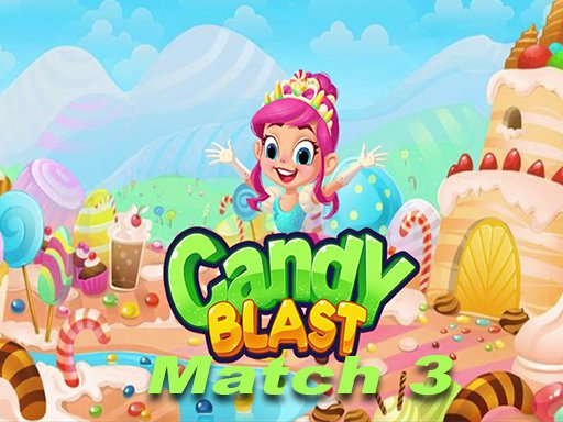 Play Candy Blast Mania Game