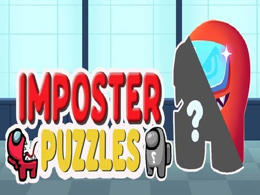 Play Imposter Amoung Us Puzzles Game
