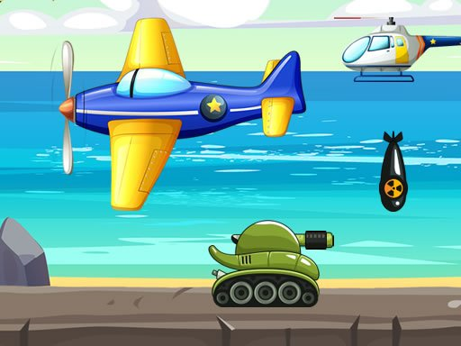Play Enemy Aircrafts Game