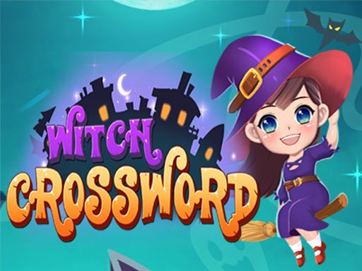Play Witch CrossWord Game