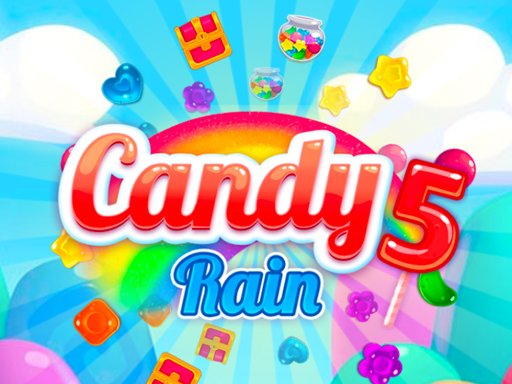 Play Candy Rain 5 Game