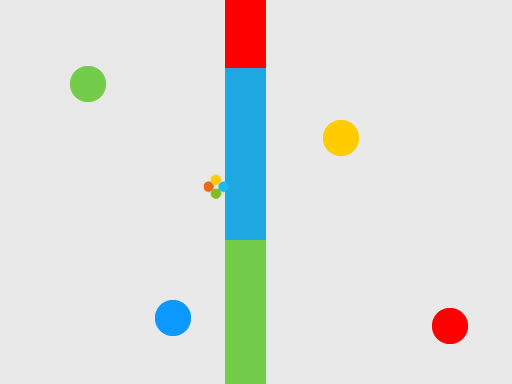 Play Jumping Dot Colors Game