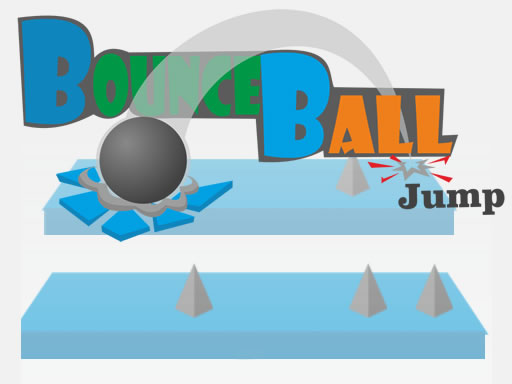 Play Bounce Ball Jump Game