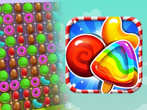 Play Candy Sweet Boom Game