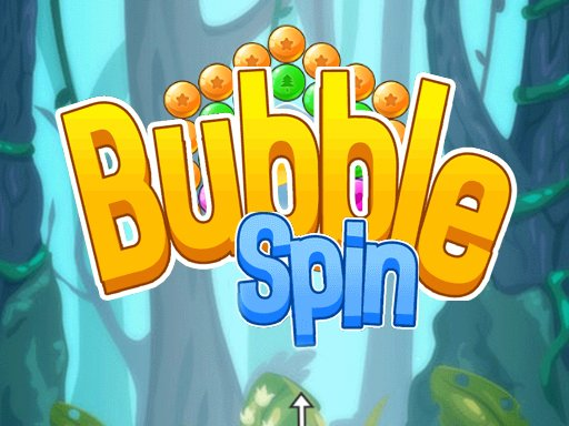 Play Bubble Spin Game