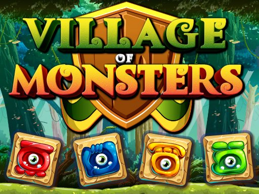 Play Village Of Monsters Game