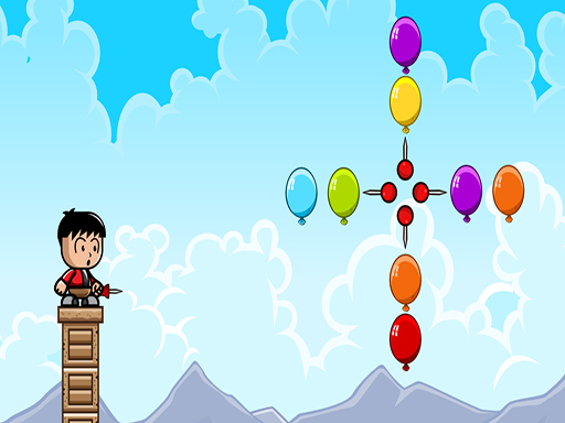Play Balloon: HTML5 Online Game