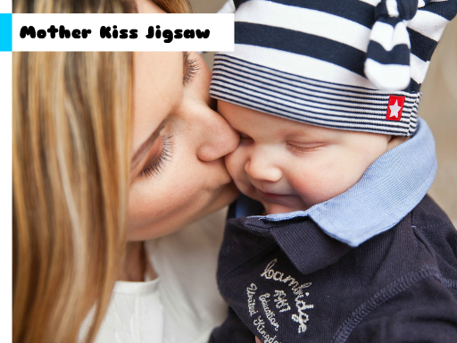 Play Mother Kiss Jigsaw Game